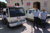 Bajas gratuitas de vehículos en Torre-Pacheco