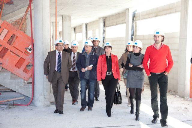 Nuevo centro educativo en puerto de Mazarrón para el año 2011 - 1, Foto 1