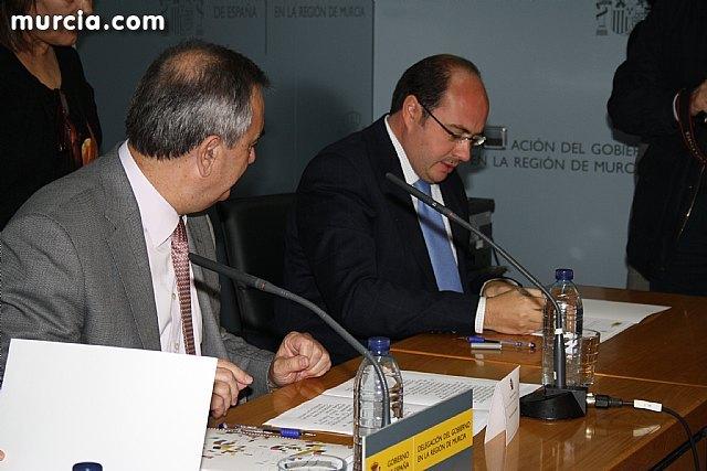 El Alcalde firma un acuerdo la ex ministra y actual secretaria de Estado de Vivienda - 1, Foto 1