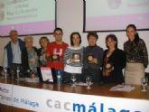 El banco del tiempo de San Javier asistió invitado a la I Jornadas de Bancos de Tiempo en Málaga