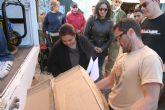 En Ruta Solidaria, la única expedición humanitaria por carretera que ha entrado en Marruecos en los últimos 15 días