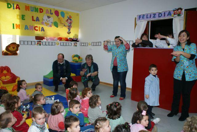 Puerto Lumbreras celebra el Día Mundial de la Infancia con diversas actividades y talleres destinados a los más pequeños - 2, Foto 2