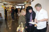 Más de sesenta empresas de varios países ofrecen sus productos en la feria 'Esto es España'