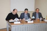 Firma de convenio de colaboración entre el IMSAS del ayuntamiento de Torre-Pacheco y Caritas Parroquial de Torre-Pacheco