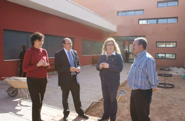 Se ultiman los detalles para la inauguración del nuevo Colegio Sagrado Corazón coincidiendo con el 'Día del Maestro' - 1, Foto 1