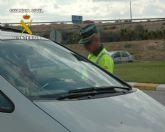 La Guardia Civil detiene a un conductor por circular a m�s del doble de la velocidad establecida