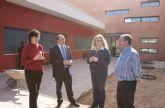 Se ultiman los detalles para la inauguración del nuevo Colegio Sagrado Corazón coincidiendo con el 'Día del Maestro'