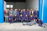 Las Torres de Cotillas inicia un nuevo curso de sus programas de cualificación profesional