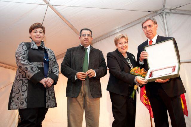 El pregón de Rosa María Cáceres inicia las fiestas del Milagro, Foto 1