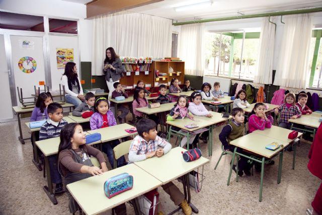 Los escolares reciben 'edudación no sexista', Foto 1
