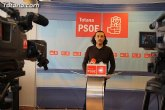 Martínez Usero: 'Carrión debe explicar de donde vamos a sacar 3.000 millones de pesetas'