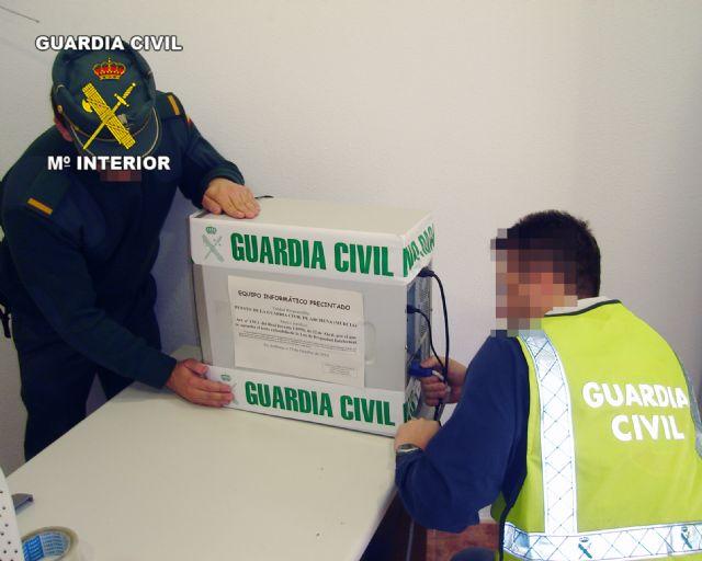 La Guardia Civil detiene a seis personas relacionadas con delitos contra la propiedad intelectual - 1, Foto 1