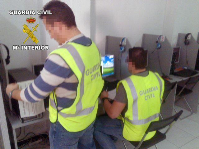 La Guardia Civil detiene a seis personas relacionadas con delitos contra la propiedad intelectual - 2, Foto 2