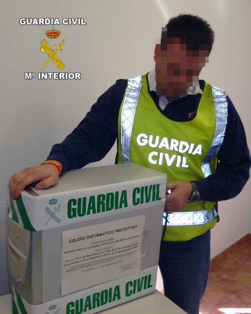 La Guardia Civil detiene a seis personas relacionadas con delitos contra la propiedad intelectual - 5, Foto 5