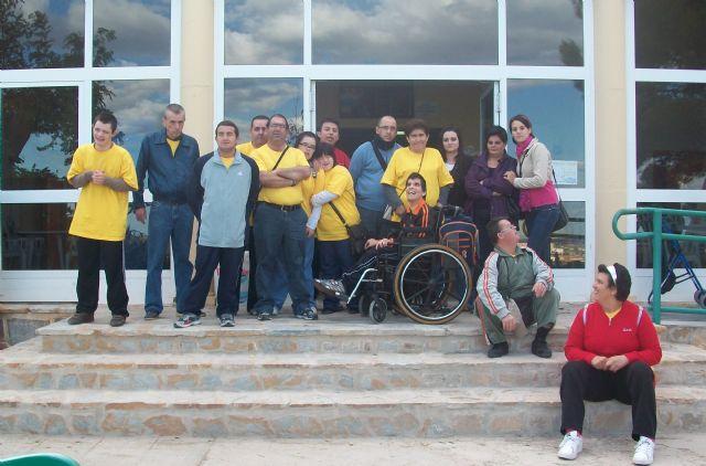 El centro ocupacional participa en el 'campeonato regional de tenis de mesa', Foto 1