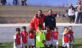 Resultados de la quinta jornada de la Liga Local de Fútbol Base