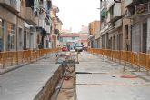 Comienza la renovación de infraestructuras urbanas y alumbrado exterior en los barrios torreños de Los Vicentes y Las Barracas