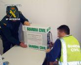 La Guardia Civil detiene a seis personas relacionadas con delitos contra la propiedad intelectual