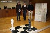 Entregan los premios del concurso de 'Arte por la Igualdad Totana 2010'