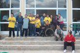 El centro ocupacional participa en el 'campeonato regional de tenis de mesa'