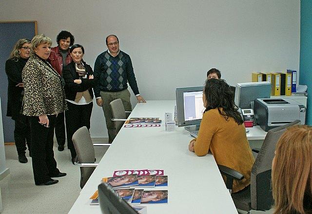 Inaugurado el Centro de Atención Especializada a Víctimas de Violencia de Género en Puerto Lumbreras - 2, Foto 2