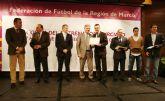 Roberto Sánchez (Reale Cartagena) homenajeado como entrenador