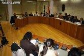 El Pleno abordará mañana una veintena de propuestas