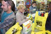 Las Torres de Cotillas pone en marcha la campaña medioambiental 'Bolsa15'