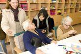 Las Castañeras anuncian el frío otoñal en el centro de mayores de El Algar