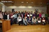 Nuevas Tecnologías clausura segundo semestre de 2010 del proyecto RAITOTANA con la entrega de diplomas a los alumnos