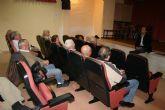 Los mayores de Algezares trasladan a Pedro López la necesidad de un nuevo centro social