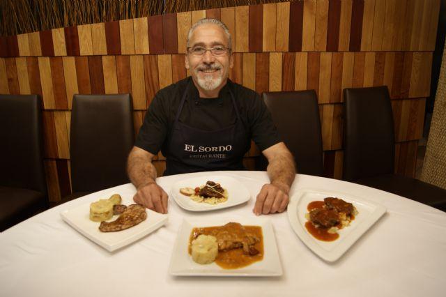 El restaurante El Sordo organiza las I jornadas gastronómicas Valle de Ricote - 1, Foto 1