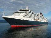 El buque Queen Victoria recala mañana en Cartagena con más de 2.000 turistas
