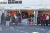 La 'I Feria Outlet' de Las Torres de Cotillas arroja unos resultados más que positivos