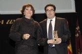 UCOERM distingue a José Manuel Romero, del Colegio Reina Sofía de Totana, con el Premio al Cooperativista