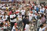 Las actividades deportivas presentadas bajo el título 'Haz deporte, haz salud' organizadas con motivo de las fiestas arrancan este fin de semana