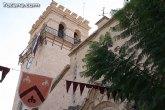 La celebración del Mercado Medieval este fin de semana y actuaciones musicales abren el programa de actividades