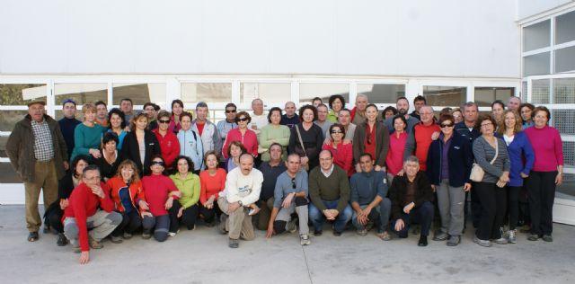 El Club de Senderismo Andaya de Puerto Lumbreras celebró una convivencia con más de 80 senderistas en el Cabezo la Jara - 1, Foto 1