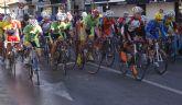 Más de 130 ciclistas participan en la X carrera Memorial el Capellán de San Pedro del Pinatar