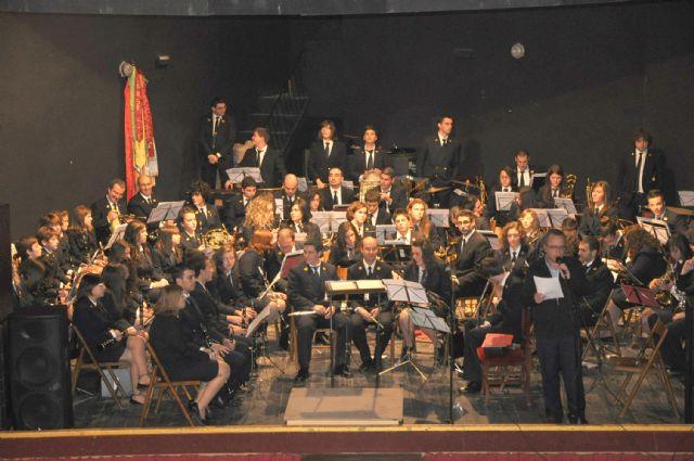 La Agrupación Musical Muleña rinde homenaje a Santa Cecilia con un gran concierto - 1, Foto 1