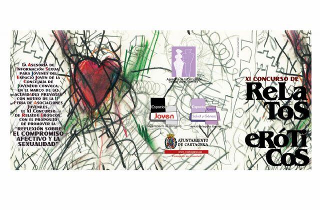 Si Menor, de Rosalía García, se lleva el premio del XI Concurso de Relatos Eróticos - 1, Foto 1
