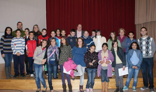 Cerca de 200 participan en los Plenos Infantiles junto al Alcalde de la localidad - 1, Foto 1