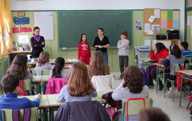 Los alumnos de Las Torres de Cotillas aprenden cultura preventiva - 1, Foto 1