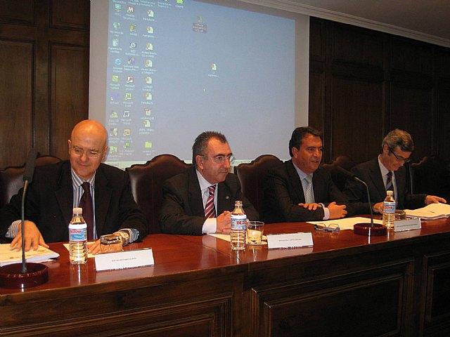 Inauguración de las jornadas 'II Fase de sensibilización sobre la Oficina Judicial' - 1, Foto 1