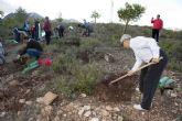 200 personas participaron en el Día de Reforestación en La Vaguada
