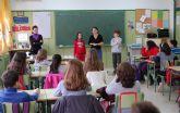 Los alumnos de Las Torres de Cotillas aprenden cultura preventiva
