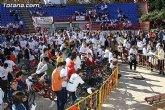 Más de 800 personas participaron ayer en el tradicional 'Día de la Bicicleta'
