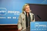 Lourdes Méndez: 'Los Presupuestos de Zapatero son antisociales, insolidarios y desleales con las comunidades autónomas'