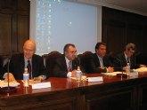 Inauguración de las jornadas 'II Fase de sensibilización sobre la Oficina Judicial'