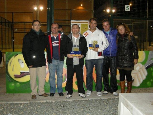 La lluvia no pudo con el XIII torneo padeleando - 1, Foto 1